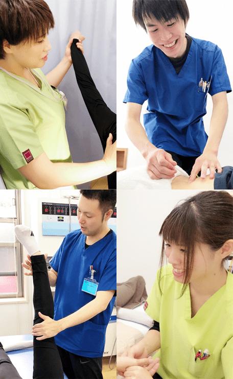 筑西市のかがやき鍼灸整骨院の治療は痛む箇所だけを施術するのではなく、全身を診て本当の痛みの原因を探して治療をします。