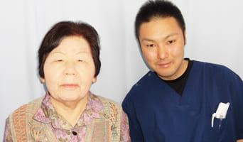 筑西市のかがやき鍼灸整骨院の患者様の声